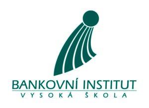 Bankovní institut vysoká škola