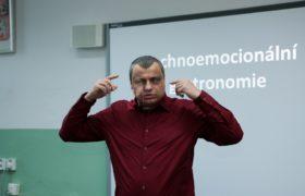 Přednáška Romana Vaňka